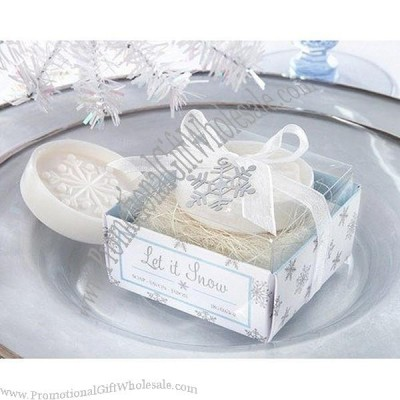 Let It Snow Snowflake Soap For Wedding Favor China Suppliers 1010674433