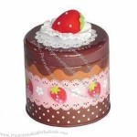 0.23mm Tinplate Confectionery Gift Boxes