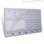 0.6mm Thickness Stainless Steel Memo Boards