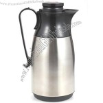 0.7L Milk Jug with Stainless Steel Body and Glass Inner