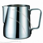 1,000mL Stainless Steel Milk Cup