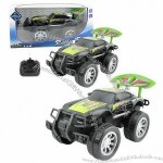 1:14 Kids' 4 Channels RC Car Jeep Toy with Window Box