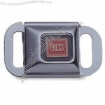 1-inch Seat Belt Release Buckle with 1.8mm Female Part Thickness