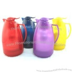 1.0L Transparent Plastic Outer Body Glass Liner Milk Jug for Water Drinking