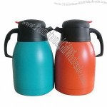 1.2/1.5/1.8/2.0L S/S Double-wall Vacuum Coffee Pot