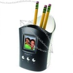 1.5-inch Digital Photo Frame with Pen Holder
