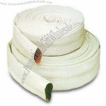 1.5 to 4-inch Fire Hose, Made of PVC Material, with 0.8 to 1.0Mpa Working Pressure