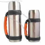 1.5L Insulated Thermos Food Container with Flask