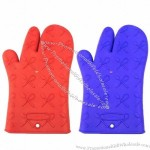 100% Food-grade Silicone Oven Mitts Glove