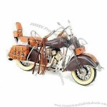100% Handmade Vintage Metal Motorcycle Die-cast Model
