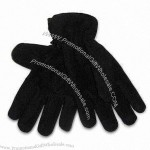 100% Polyester Fleece Thinsulate Gloves