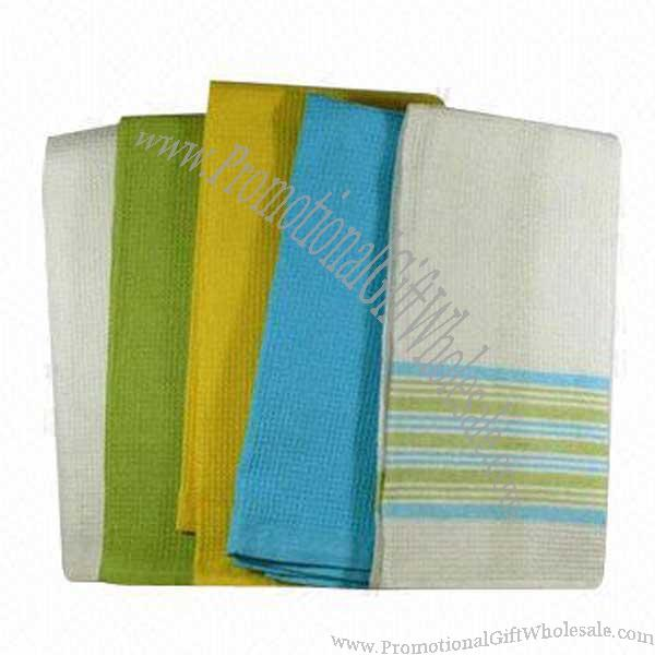 100% White Cotton Kitchen Towels Discount #524240784