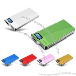 10000mAh Power Bank Polymer Battery for Mobile Emergency Charge