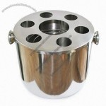 10L Stainless Steel Ice Bucket