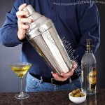 110oz Extremely Large Cocktail Shaker