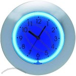 """12"""" Color Changing Neon Clock"""