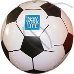 "12"" Inflatable Soccer Ball"
