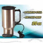 12 Volt 20oz. Heated Travel Mug