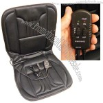 12-Volt Heated Seat Cushion with Back Massage