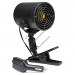 12-Volt Tornado Fan with Removable Mounting Clip
