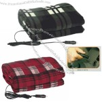 12 Volts Electric Travel Blankets