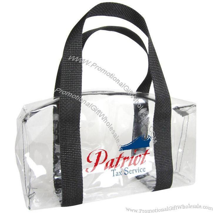 12 Quot X 6 Quot X 8 Quot Clear Barrel Stadium Bags Cheap Price