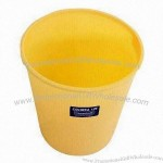 12L Plastic Water Bucket with Handle