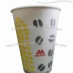 12oz/360ml Foaming Disposable Cup