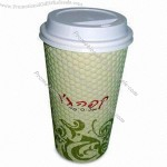 12oz Disposable Double PE Cold Paper Cup