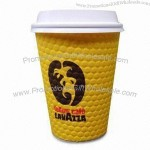 12oz Disposable Double Wall Paper Cup