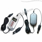 12V Car Jump Starter with 15ft Cord, Overload and Short-circuit Protections