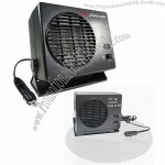12V Ceramic Electric Automotive Heater Fan and Defroster
