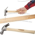 "13"" Wood Handle Hammer"