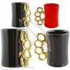 14 Karat Gold Knuckles Mug