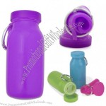 14oz Silicone Collapsible Water Bottle