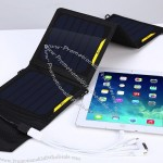 14W Bendable Flexible Solar Charger