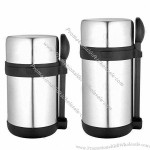 1500 And 2000ml Vacuum Flasks Food Cans