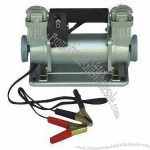 150psi Car Air Compressor with 12/24V Rated Voltage and 50A Rated Current