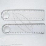 15cm Ruler with Magnifier
