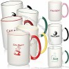 15oz Large Halo Promotional Coffee Mugs
