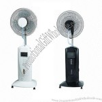 16-inch Remote Controlled Stand Water Misting Fan
