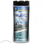 16 Oz. Concorde Insert Insulated Tumbler With Four Color Imprint