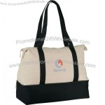 16 Oz. Cotton Weekender Tote Bag