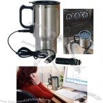 16oz Auto USB Heated Travel Mug