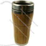 16oz Bamboo Travel Cup