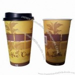 16oz Disposable Cup with Lid