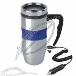 16oz Electric Heating Mug Series