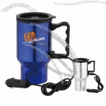 16oz Electric Mug, Heating Auto Mug