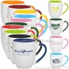 16oz Miami Two-tone Bistro Mugs