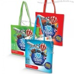 170gsm Cotton Tote Bag with Full Colour Design